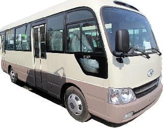Hyundai County Long